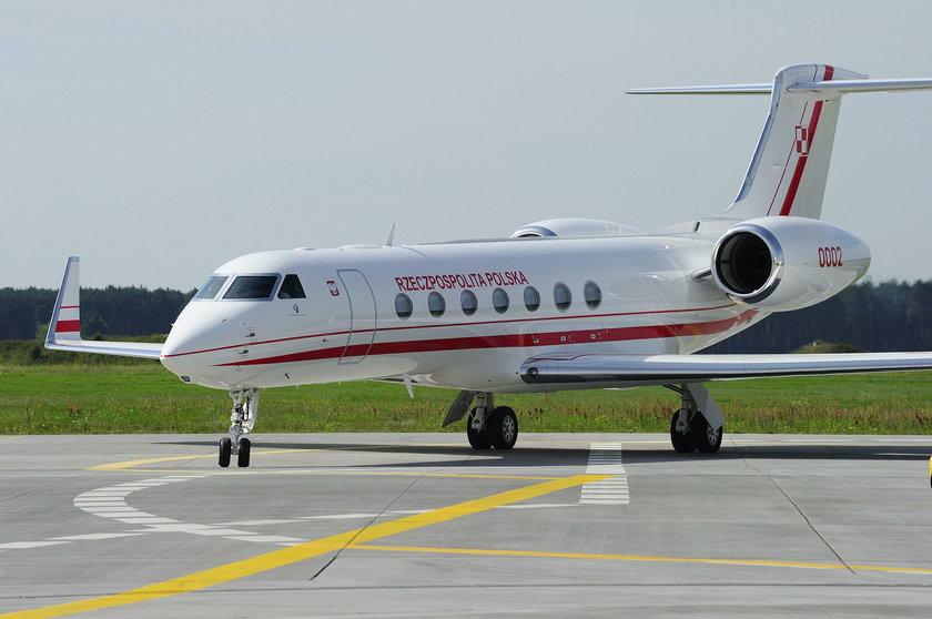 Aż dwie ekipy SOP na straży rodzinnych lotów Kuchcińskiego