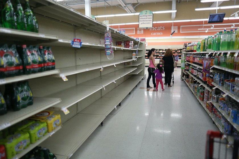 Huragan Irma szaleje. Są ofiary śmiertelne