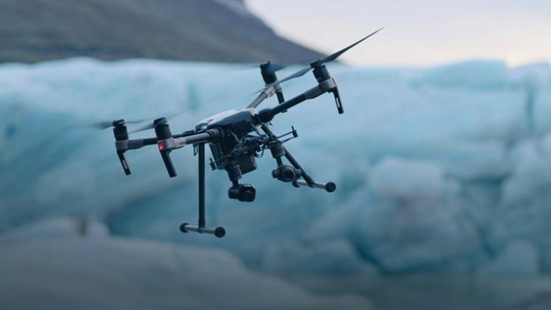 DJI Matrice 200: dron dla przemysłowych zastosowań