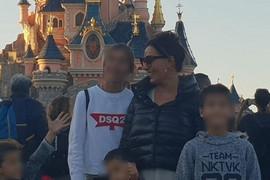 VRATILA SE U DETINJSTVO Ceca Ražnatović odvela sestriće u Diznilend, pogledajte kako se provode
