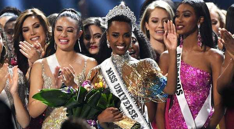 Everything you should know about Miss Universe 2019, Zozibini Tunzi
