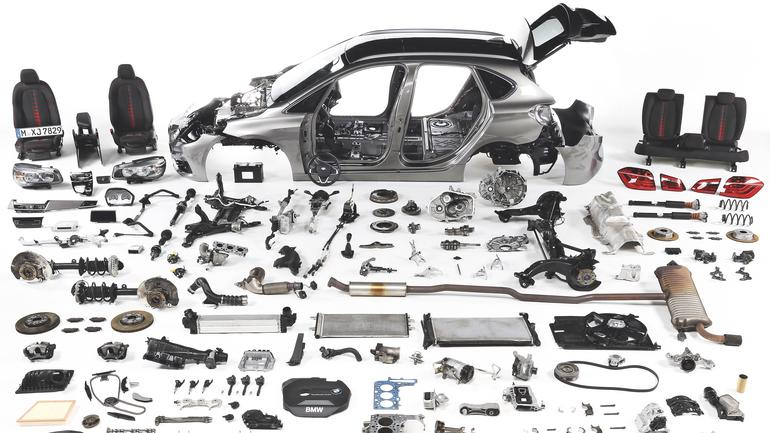 BMW 218i Active Tourer – 100 tys. km