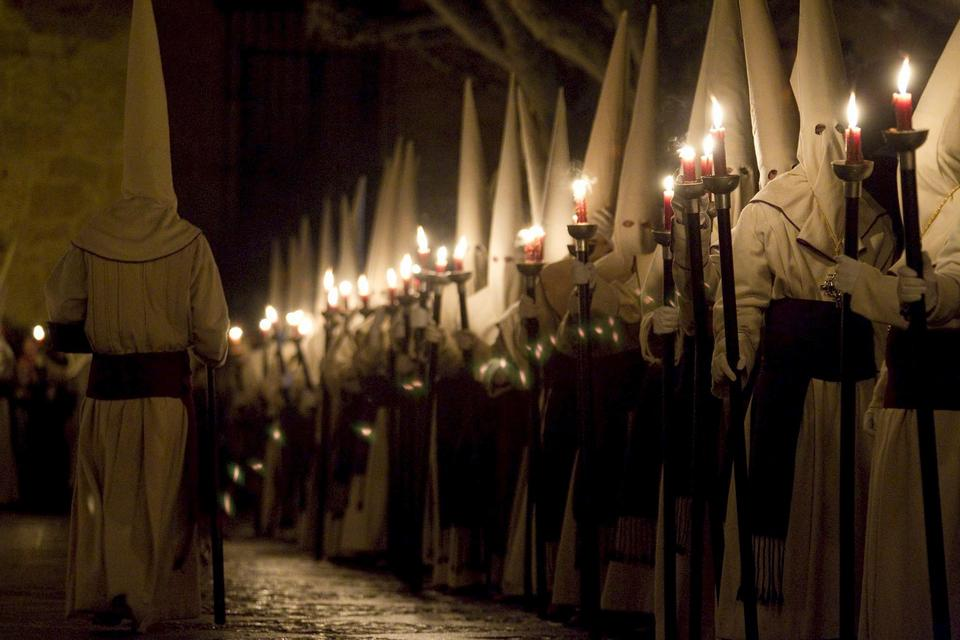SPAIN HOLY WEEK
