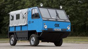 Ox - ciężarówka dla fanów Lego. Złóż ją sam!