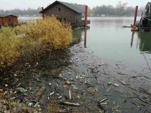 Najveći problem zagađene reke i jezera