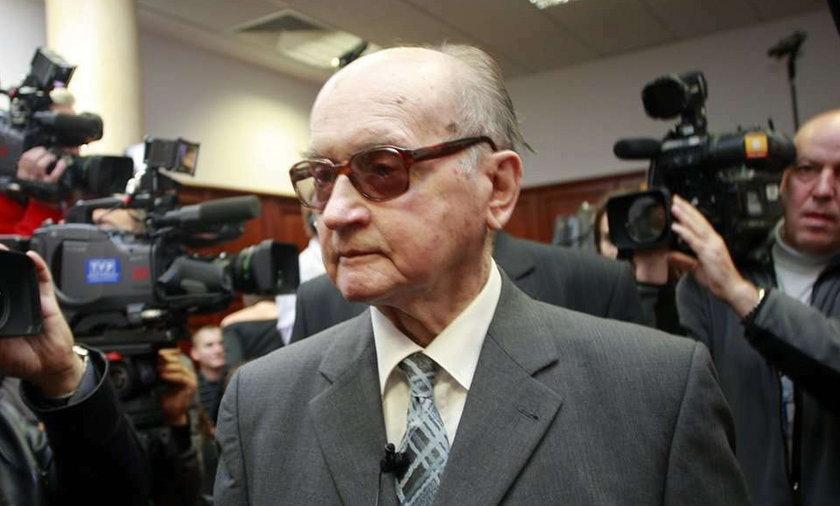 Jaruzelski wymknie się sprawiedliwości?