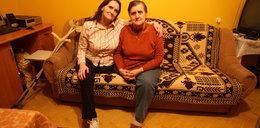 Matka i córka straciły nogi. Pomóżcie im