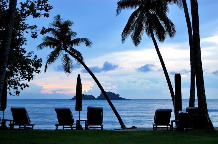 Tajlandsko ostrvo Koh Čang