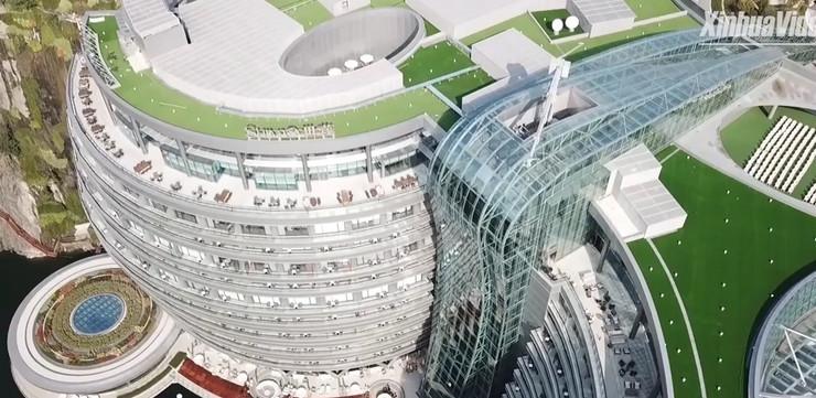 Singapur hotel prtscn Youtube