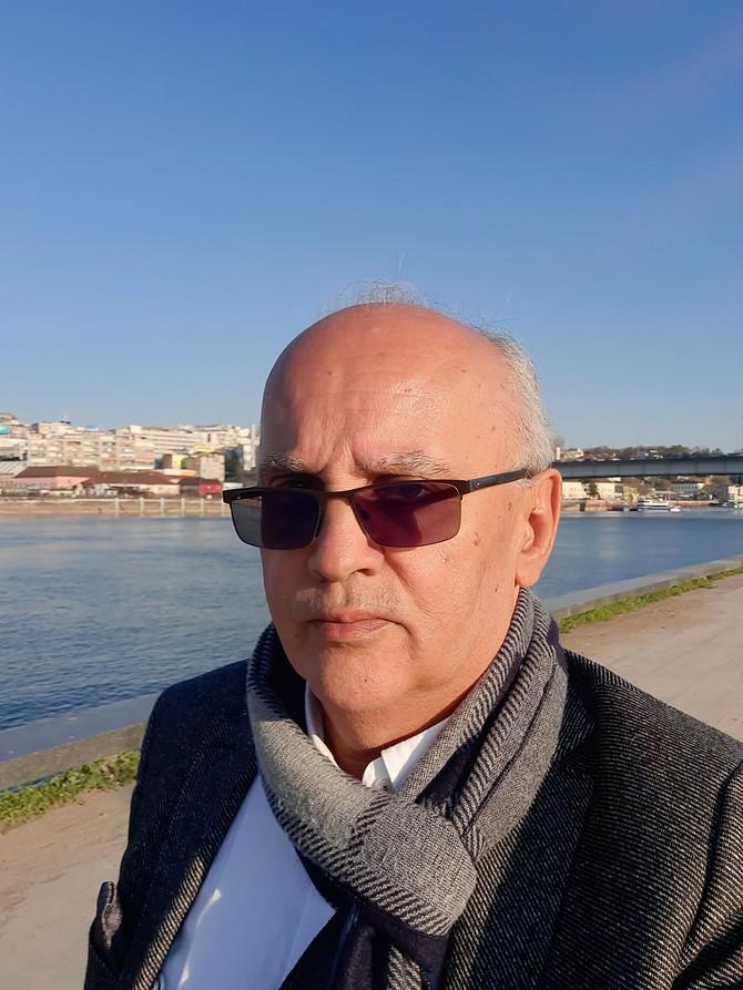 Dr Goran Bašić, direktor Instituta društvenih nauka