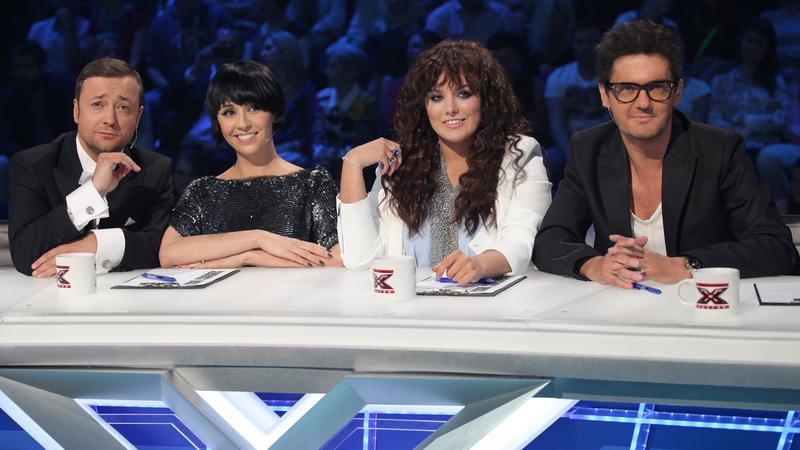"Jurorzy ""X Factora"""