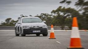 Jak jeździ nowy Opel Insignia? Prototypy na torze Nürburgring