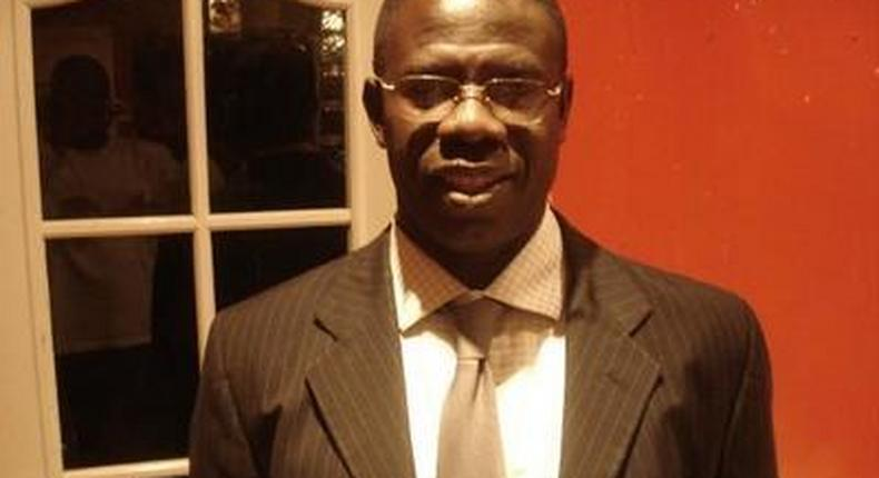 Chief Executive Officer of the National Pensions Regulatory Authority (NPRA), Hayford Atta Krufi