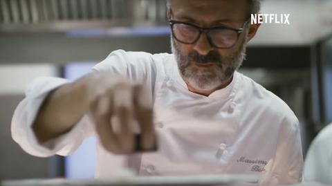 "Massimo Bottura w serialu ""Chef's Table"""
