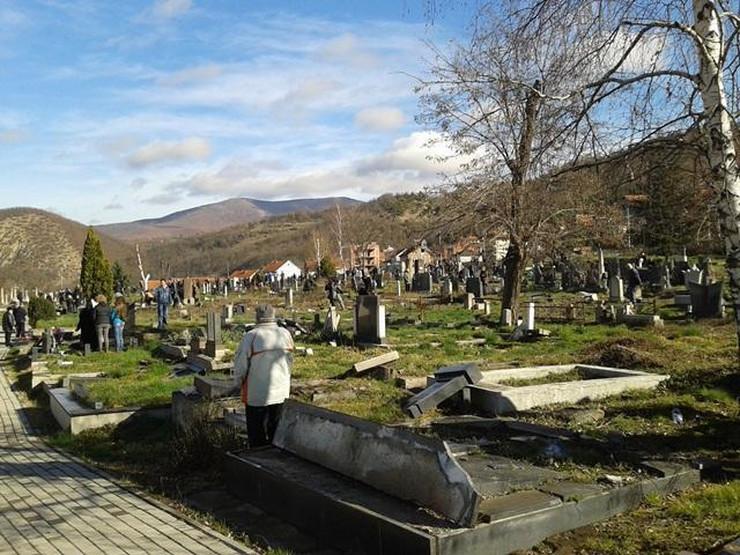 Pristina groblje