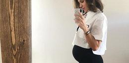 Sara Boruc miała wypadek. Jest w 8 miesiącu ciąży!