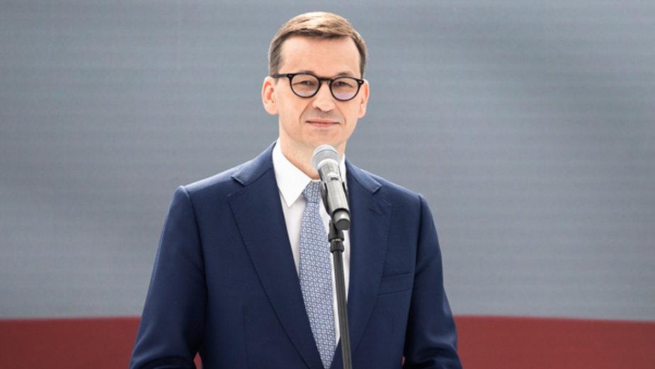 Mateusz Morawiecki zapowiada zmiany w programie 500 plus