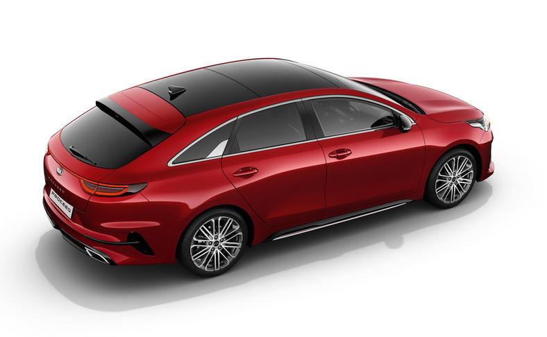 Kia ProCeed jest pierwszym autem w segmencie popularnych modeli, który łączy dwa przeciwstawne światy