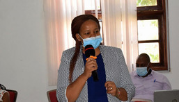 New IEBC Vice Chairperson Juliana Whonge Cherera