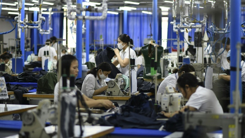 Vietnam's export-led economy has largely been buoyed by free trade