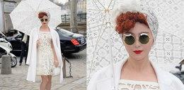 Stylizacja dnia: Fan Bingbing w bieli