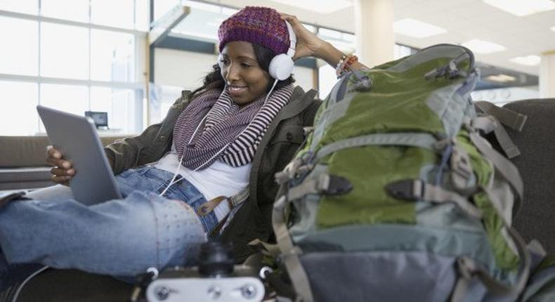 Travelling is the second most popular new year resolution among Nigerians