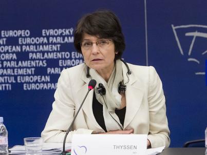 Marianne Thyssen, unijna komisarz ds. zatrudnienia i spraw społecznych