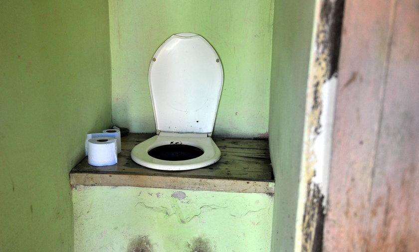 Brak kanalizacji w Zduńskiej Woli