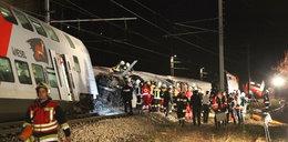 Wypadki pociągów w Austrii i Hiszpanii. Dziesiątki rannych