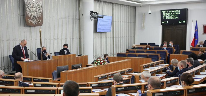 Senat za poprawkami do Polskiego Ładu
