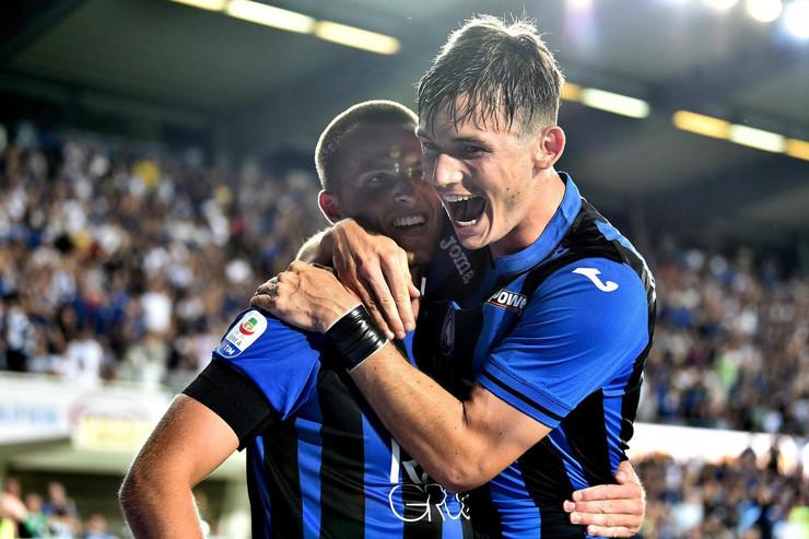 FK Atalanta, FK Frozinone