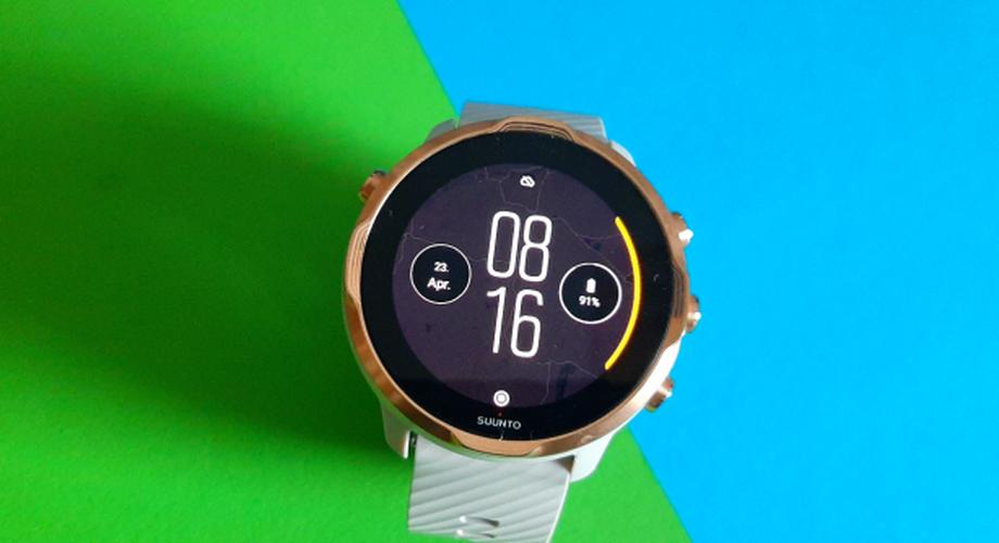 Suunto 7 Smartwatch im Test: Sportuhr mit Google Wear OS