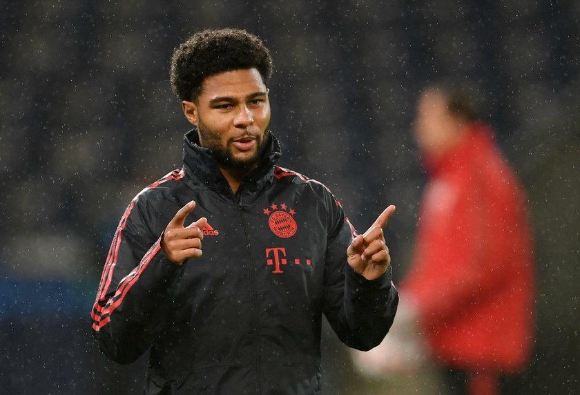 Serge Gnabry (25 l.) gra obecnie w Bayernie Monachium. Jego wartość to 90 milionów euro