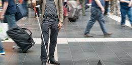 Student wymyślił jak pomóc niewidomym