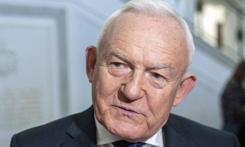 Lewica może znaleźć się w rządzie z PiS? - W tej kadencji nie, ale w następnej tak - twierdzi eurodeputowany Leszek Miller.