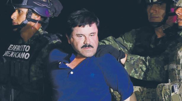 El Chapo zatrudniał płatnych morderców, ale chętnie zabijał wrogów osobiście