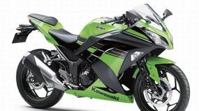 Kawasaki odświeża model Ninja 250R