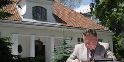 Struzik: w willi Narutowicza powstanie muzeum Paderewskiego