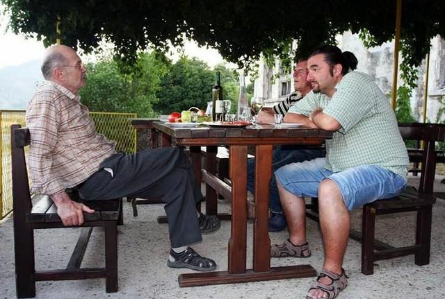 Darko Kutrović i Mustafa Nadarević