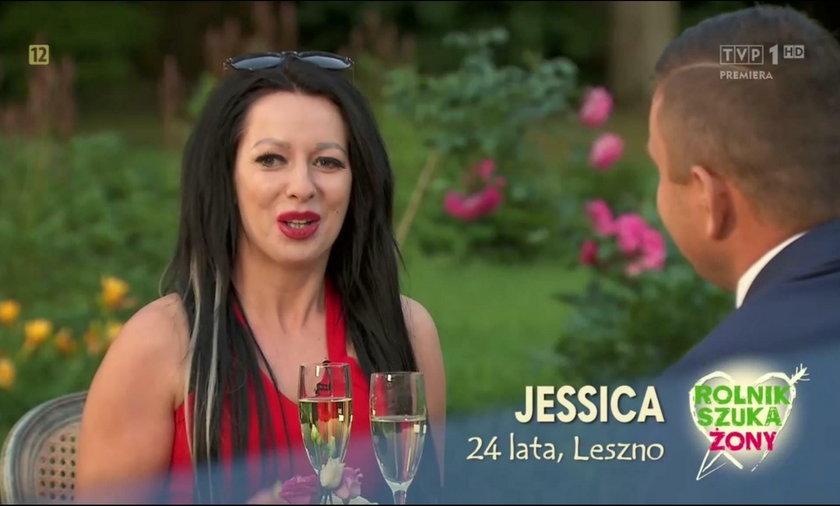 """Jessica Miemiec z """"Rolnik szuka żony""""."""