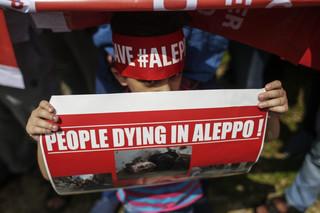 Szef dyplomacji Turcji: Z Aleppo ewakuowano ok. 20 tys. osób
