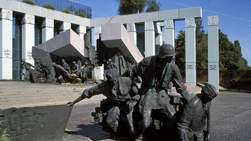 Warszwa, Plac Krasińskich