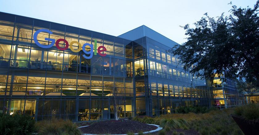Główna siedziba Goole (właściciela serwisu YouTube) w Mountain View, w USA