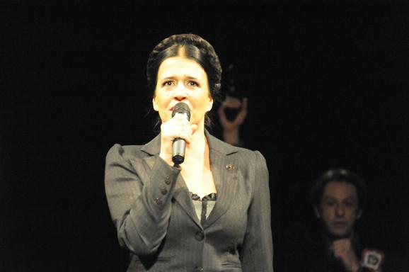 Nela Mihailović kao Gospođa Zelenićka