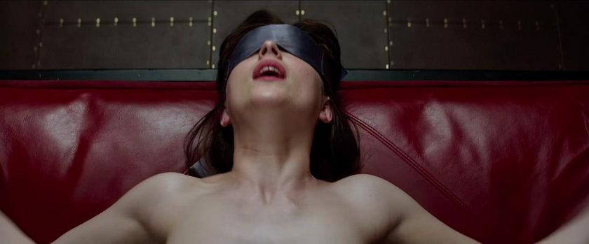 """Seks w filmie """"50 twarzy Greya"""""""