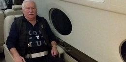 Lech Wałęsa oburzył strojem. Wylała się fala krytyki