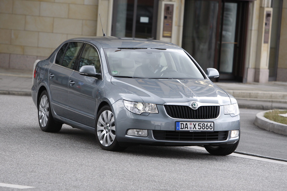 47 - Skoda Superb (II)