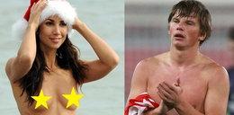 Dla sexy modelki piłkarz zrzucił żonę i dzieci?