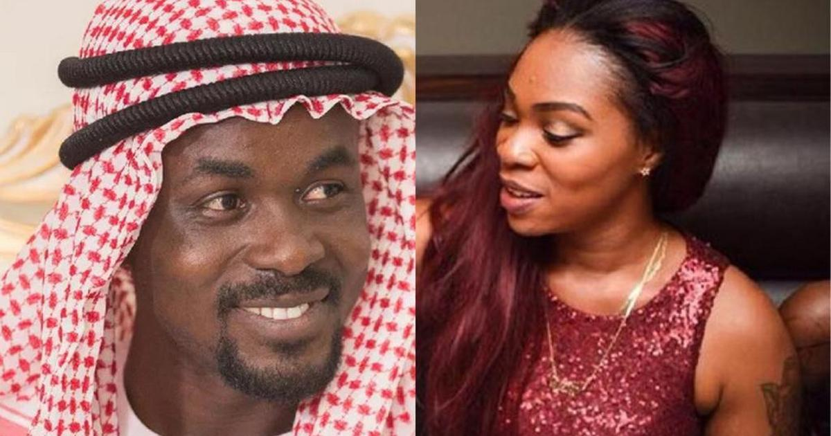 'It's mainly business' - Shatta Michy finally speaks on rumour of dating NAM1 (WATCH)