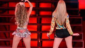 Gorące show Jennifer Lopez i Iggy Azalei